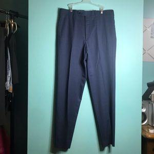 Aristo Eighteen Blue Melange/silver dress pants